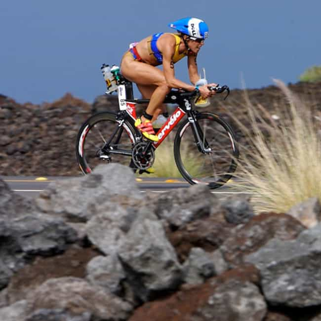 Lisa Bentley is listed (or ranked) 3 on the list Famous Female Triathletes