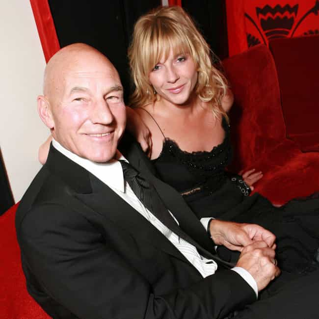 Lisa Dillon is listed (or ranked) 2 on the list Patrick Stewart Loves and Hookups