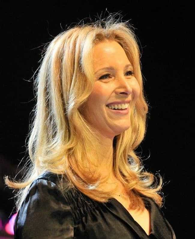 Lisa Kudrow is listed (or ranked) 3 on the list Famous People Rejected by Saturday Night Live