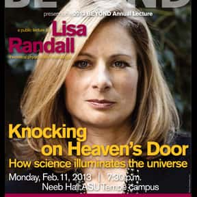 Lisa Randall is listed (or ranked) 15 on the list The Most Inspiring (Non-Hollywood) Female Role Models