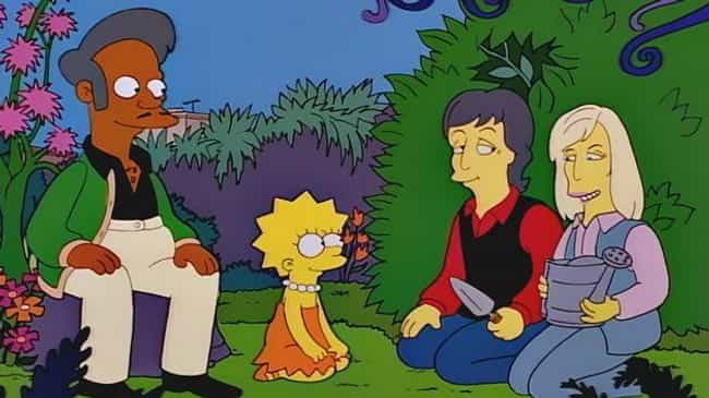 Lisa the Vegetarian is listed (or ranked) 4 on the list The Best Apu Episodes of 'The Simpsons'