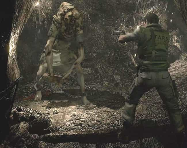 Lisa Trevor is listed (or ranked) 4 on the list The Scariest Bosses In The 'Resident Evil' Series, Ranked