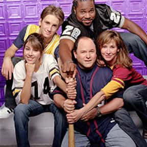 Listen Up! is listed (or ranked) 15 on the list The Best 2000s CBS Comedy Shows