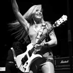Lita Ford is listed (or ranked) 9 on the list The Greatest Chick Rock Bands Ever