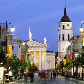 Lithuania is listed (or ranked) 22 on the list The Best European Countries to Visit with Kids