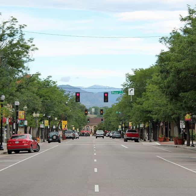Littleton is listed (or ranked) 2 on the list The Best Places In Colorado To Live