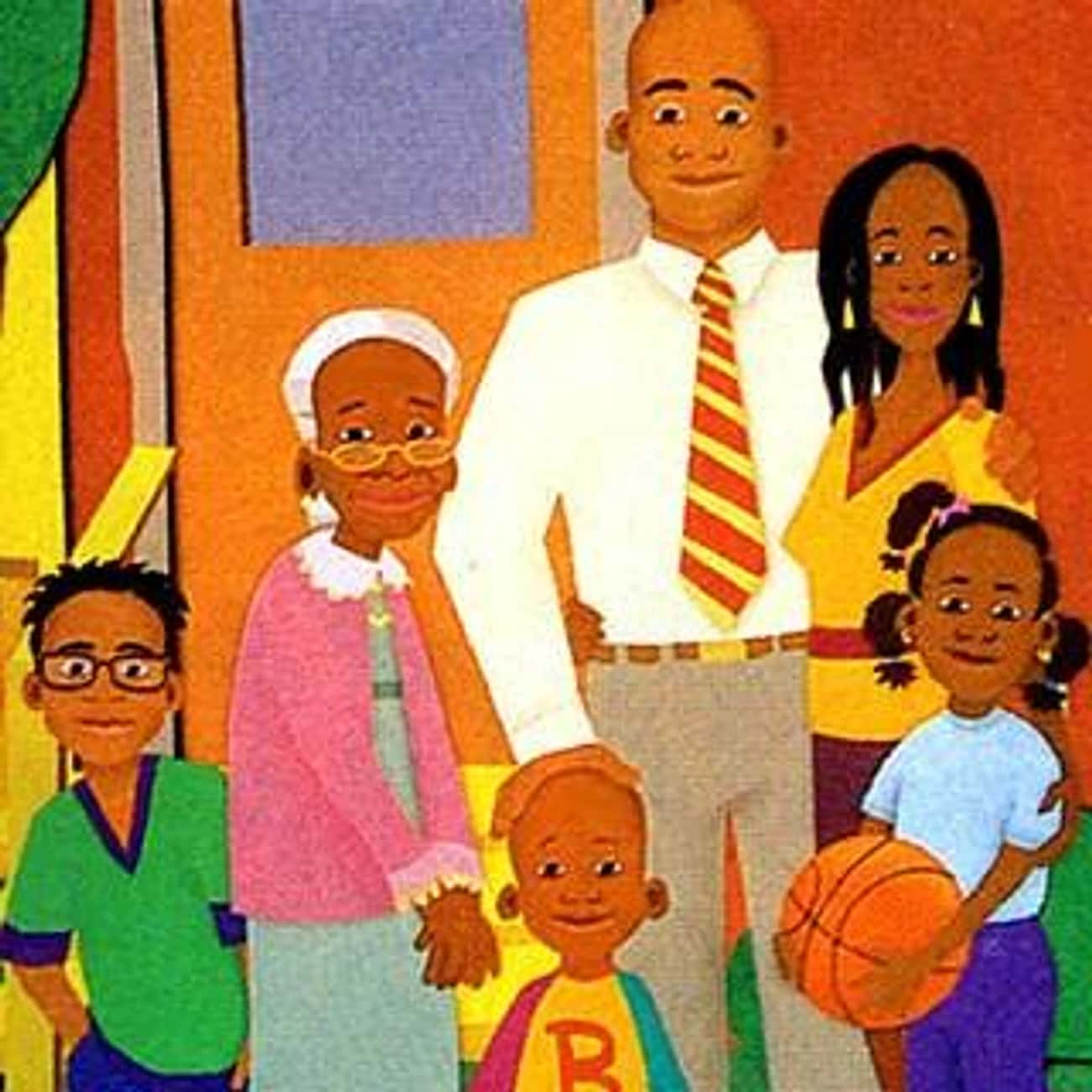 Little Bill is listed (or ranked) 4 on the list The Best Bill Cosby Shows and TV Series