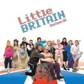 Little Britain is listed (or ranked) 20 on the list The Best Sketch Comedy Groups