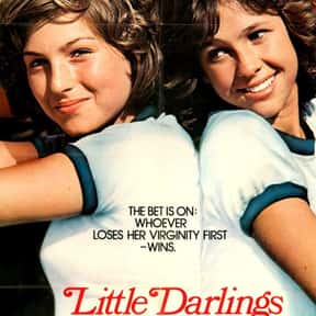 Little Darlings is listed (or ranked) 9 on the list The Best Movies About Teenage Girl Friendships