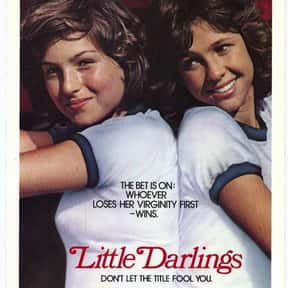 Little Darlings is listed (or ranked) 11 on the list The Greatest Female-Led Comedy Movies