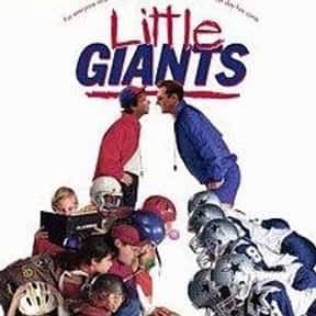 Little Giants is listed (or ranked) 23 on the list The Greatest Guilty Pleasure Family Movies