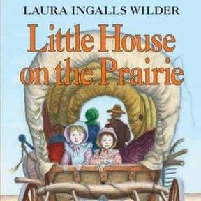 Little House on the Prairie is listed (or ranked) 12 on the list Good Books for 9 Year Olds