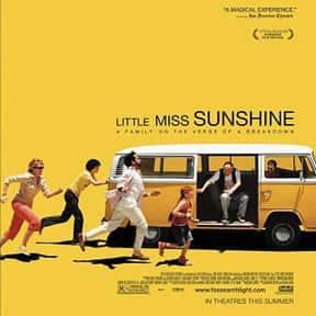 Little Miss Sunshine is listed (or ranked) 12 on the list Great Movies About Very Smart Young Girls