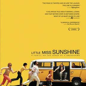 Little Miss Sunshine is listed (or ranked) 3 on the list The Best Comedy-Drama Movies