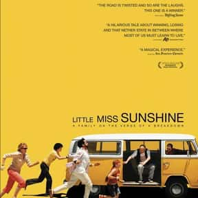 Little Miss Sunshine is listed (or ranked) 7 on the list The Greatest Movies with Precocious Teen Stars