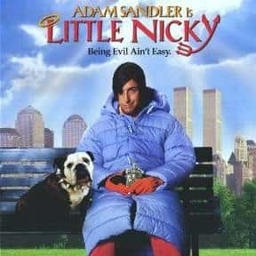 Little Nicky is listed (or ranked) 10 on the list Great Movies About the Actual Devil
