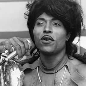 Little Richard is listed (or ranked) 16 on the list Bands/Artists With Only One Great Album