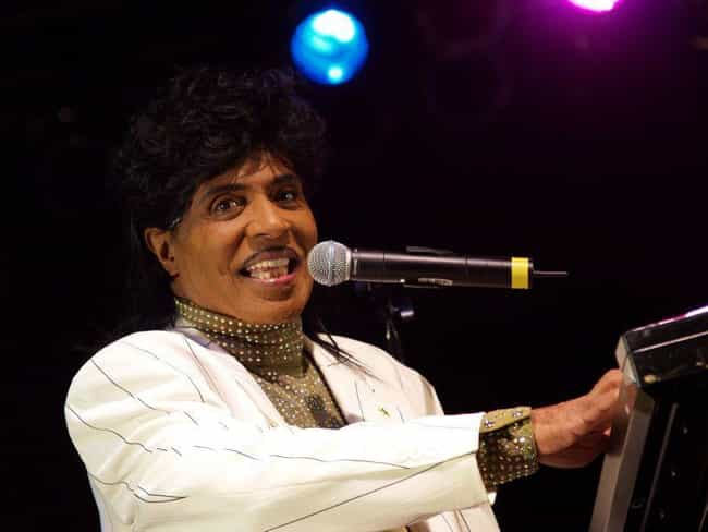 Little Richard is listed (or ranked) 4 on the list Old Singers You Didn't Realize Are Still Alive