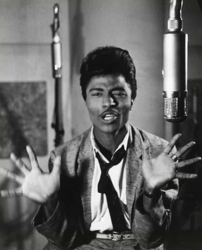 Little Richard is listed (or ranked) 4 on the list Old Rock Stars You Didn't Realize Are Still Alive