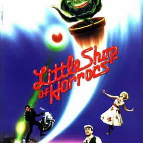 Little Shop of Horrors is listed (or ranked) 5 on the list The Most Rewatchable Movie Musicals
