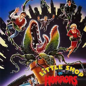 Little Shop of Horrors is listed (or ranked) 20 on the list Musical Movies With the Best Songs