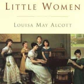 Little Women is listed (or ranked) 9 on the list The Greatest American Novels