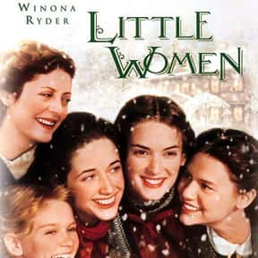 Little Women is listed (or ranked) 13 on the list Great Movies About Very Smart Young Girls