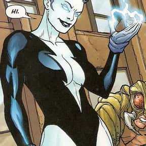 Livewire is listed (or ranked) 14 on the list The Best Superman Villains Ever