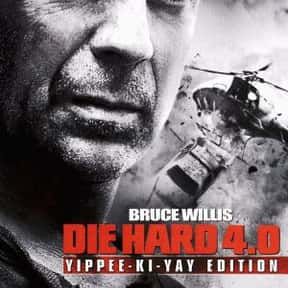 Live Free or Die Hard is listed (or ranked) 10 on the list The Best Movies of 2007