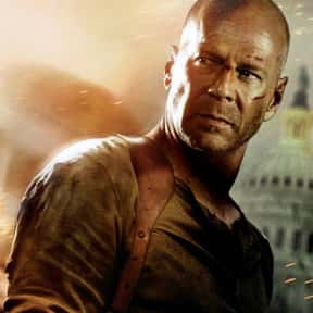 Live Free or Die Hard is listed (or ranked) 12 on the list The Best Bruce Willis Movies