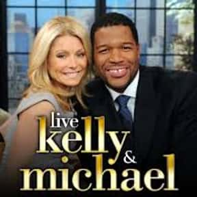 Live! with Kelly and Michael is listed (or ranked) 22 on the list The Best Daytime TV Shows