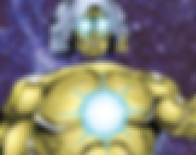 Living Tribunal is listed (or ranked) 2 on the list The Most Powerful Comic Book Characters Ever, Ranked