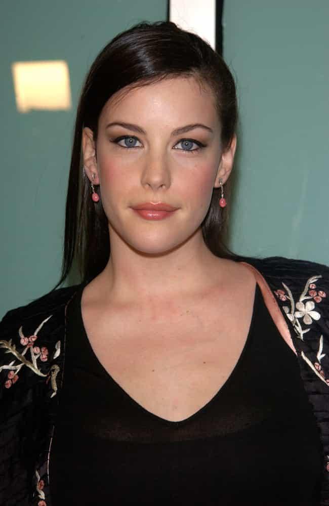Liv Tyler is listed (or ranked) 2 on the list The Most Captivating Celebrity Eyes (Women)