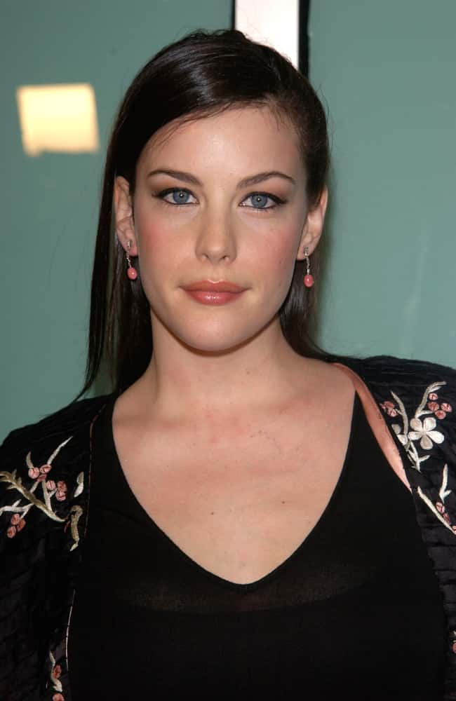Liv Tyler is listed (or ranked) 10 on the list The Most Captivating Celebrity Eyes (Women)
