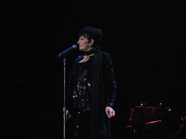 Liza Minnelli is listed (or ranked) 2 on the list 16 Celebrities Who Divorced After Age 60