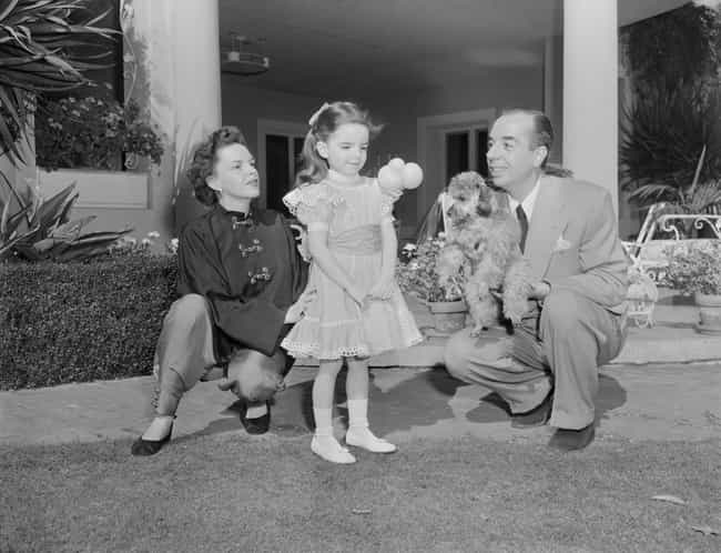 Liza Minnelli is listed (or ranked) 4 on the list 20 Photos Of Old Hollywood Stars As Kids