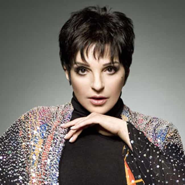 Liza Minnelli is listed (or ranked) 3 on the list Celebrities Who Are Trying To Get Sober Through AA