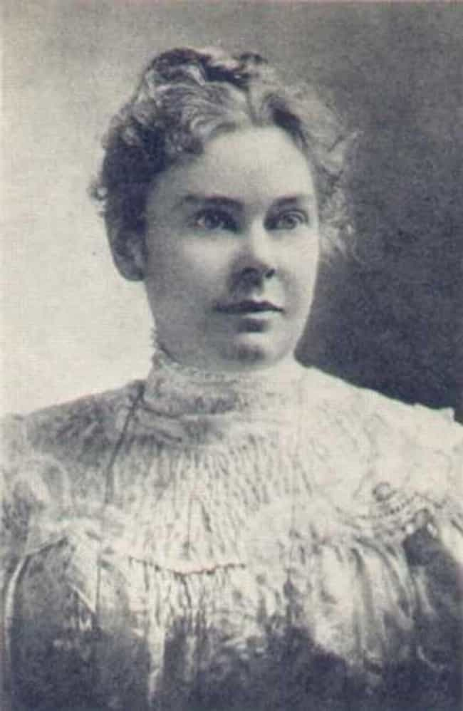 Lizzie Borden is listed (or ranked) 2 on the list 15 Horrifying Stories of Real-Life Axe Murderers