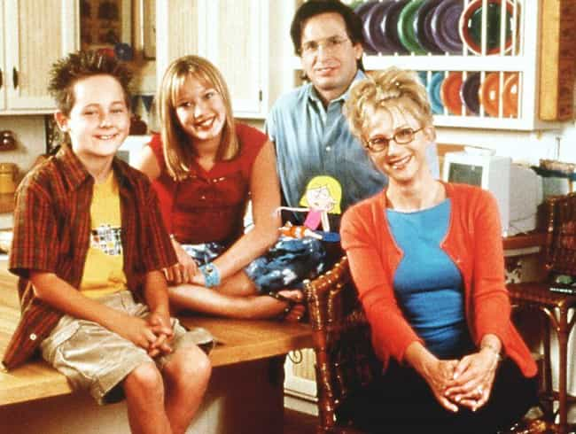 Lizzie McGuire is listed (or ranked) 1 on the list The Casts Of Your Favorite TV Shows, Reunited