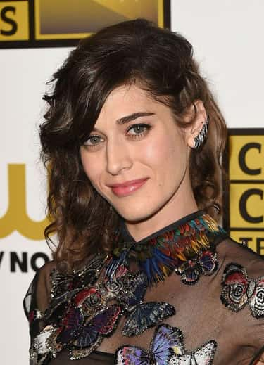 Lizzy Caplan is listed (or ranked) 2 on the list Women Who Matthew Perry Has Dated