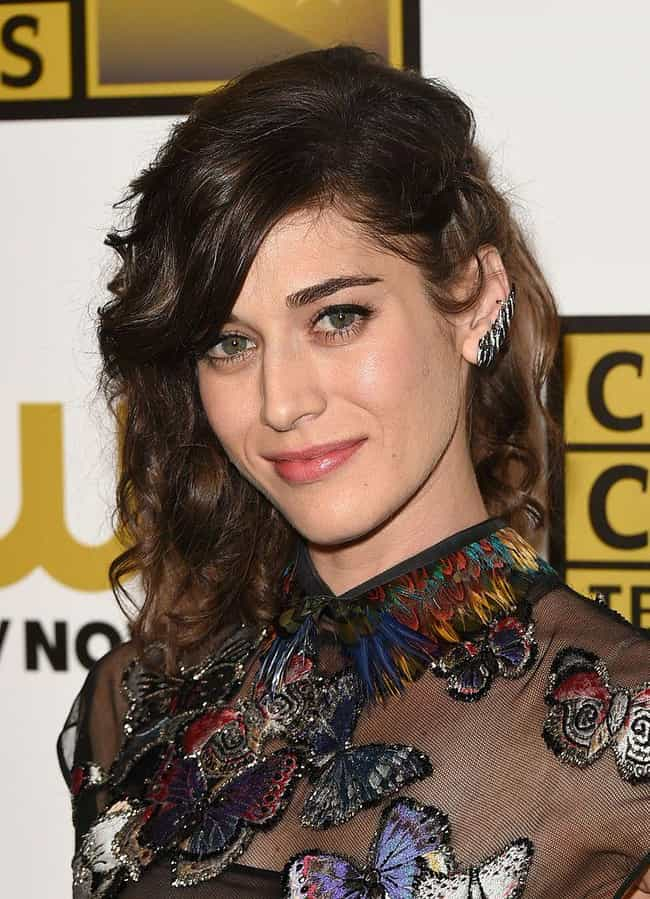 Lizzy Caplan is listed (or ranked) 4 on the list Famous Alexander Hamilton High School Alumni