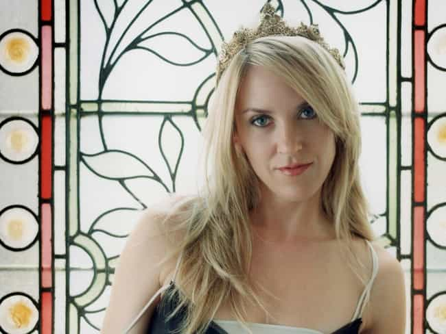 Liz Phair is listed (or ranked) 4 on the list The Top Smoking Babes of Rock Today