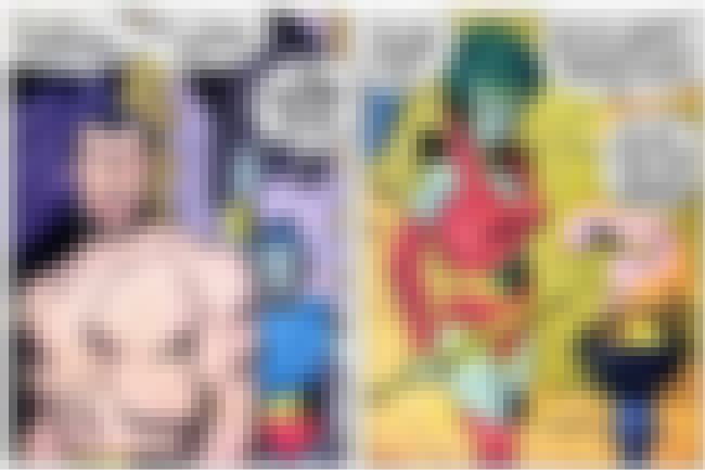Llyra is listed (or ranked) 3 on the list The Greatest Foes of Namor the Sub Mariner