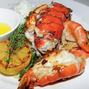 Lobster is listed (or ranked) 21 on the list The Best Things To See At A Buffet