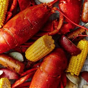Maine – Lobster Bake is listed (or ranked) 6 on the list The Most Popular Food In Each State, According To People Who Actually Live There