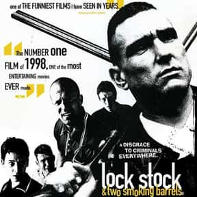 Lock, Stock and Two Smoking Ba is listed (or ranked) 12 on the list The Best Movies of 1998