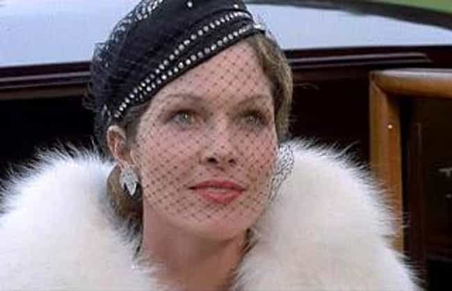 Lois Chiles is listed (or ranked) 2 on the list Famous Finch College Alumni