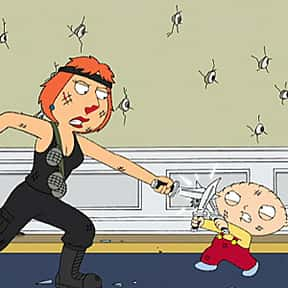 Lois Kills Stewie is listed (or ranked) 7 on the list The Best 'Family Guy' Episodes of All Time