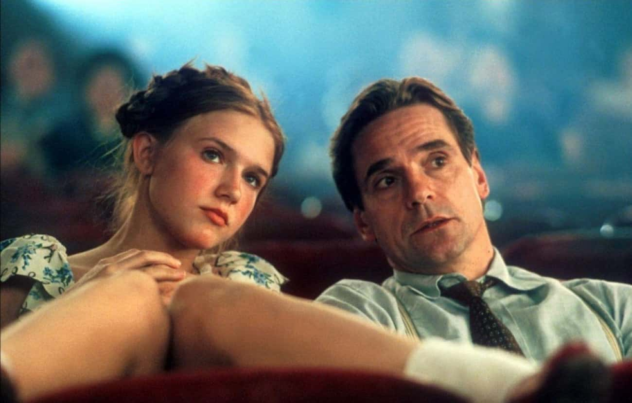 Humbert And Lolita In 'Lol is listed (or ranked) 3 on the list Movie Couples With Creepy Age Gaps