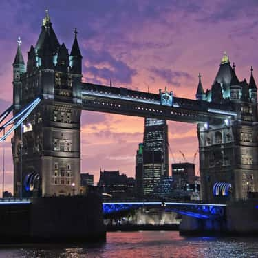 London, England is listed (or ranked) 1 on the list The Most Beautiful Cities in the World